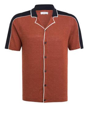 REISS Resorthemd AMIGO mit Leinen
