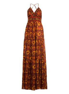 ba&sh Kleid KEMI aus Seide