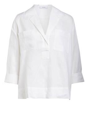 REISS Blusenshirt aus Leinen LORETTA
