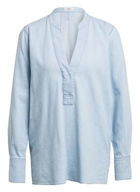 CLOSED Blusenshirt mit Leinen