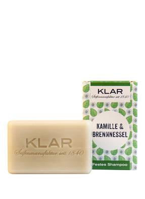 KLAR KAMILLE & BRENNESSEL