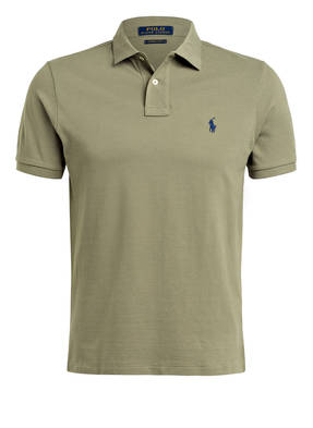 POLO RALPH LAUREN Piqué-Poloshirt Custom Slim Fit