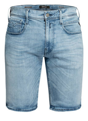 REPLAY Jeans-Shorts ANBASS Slim Fit