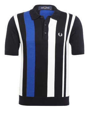 FRED PERRY Strick-Poloshirt