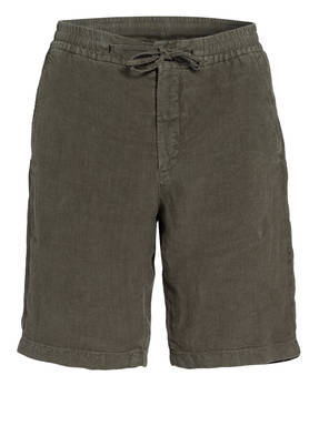 NN07 Leinenshorts SEB Regular Fit