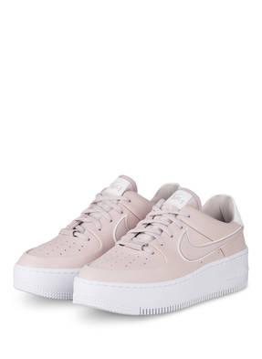 Nike Plateau-Sneaker AIR FORCE 1 SAGE