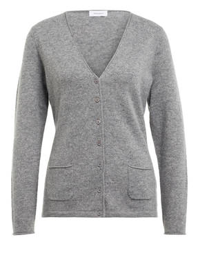 darling harbour Cashmere-Strickjacke