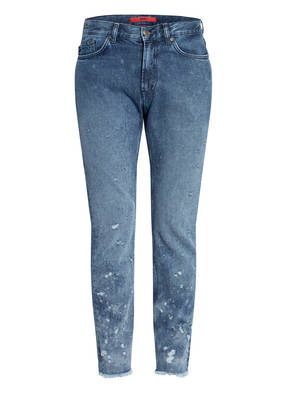 HUGO Destroyed Jeans HUGO 332 Slim Tapered Fit