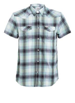 Wrangler Halbarm-Hemd Regular Fit