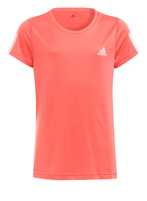 adidas T-Shirt EQUIPMENT mit Mesh-Einsatz