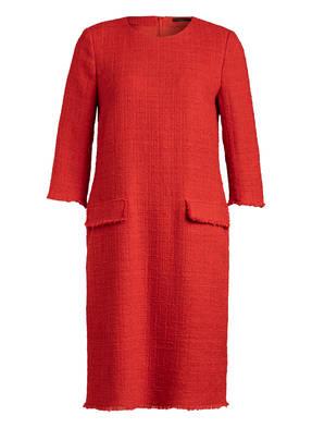 windsor. Tweed-Kleid mit 3/4-Arm