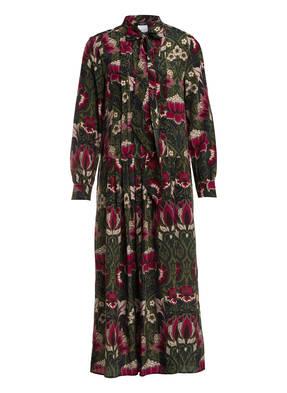WEEKEND MaxMara Schluppenkleid CERCHIO aus Seide
