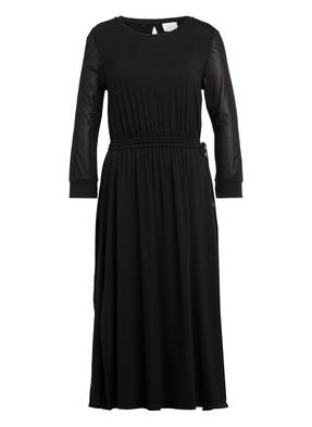 Marc O'Polo Pure Kleid mit 3/4-Arm im Materialmix