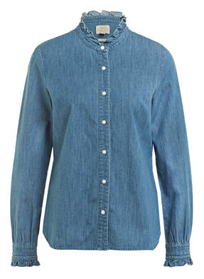 Barbour Jeansbluse ROBERTSHAW
