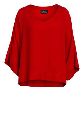 FRANK LYMAN Oversized-Blusenshirt