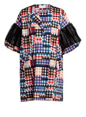 MUNTHE Kleid LUDOVIKA mit Fransenbesatz