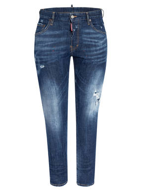 DSQUARED2 Destroyed Jeans SKATER Extra Slim Fit