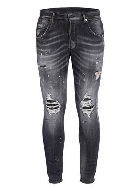 DSQUARED2 Destroyed Jeans SUPER TWINKY Slim Fit