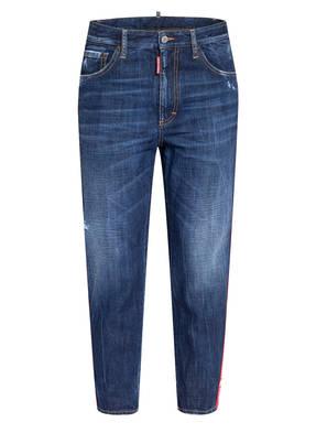 DSQUARED2 Jeans BRAD Extra Slim Fit mit Galonstreifen