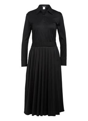 van Laack Kleid MALYN mit Plisseefalten