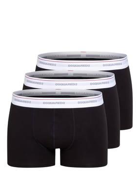 DSQUARED2 3er-Pack Boxershorts