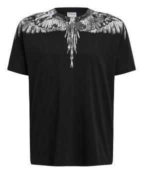 MARCELO BURLON T-Shirt CAMOU WINGS