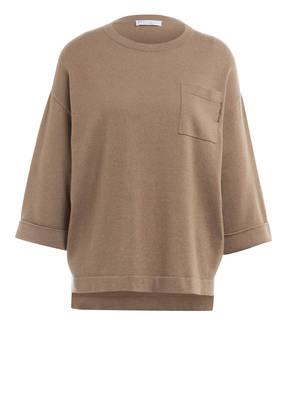 BRUNELLO CUCINELLI Cashmere-Pullover mit 3/4-Arm