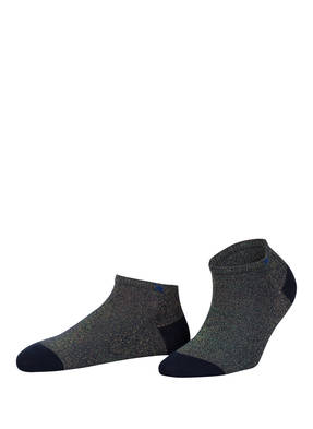 Burlington Sneakersocken TUTTI FRUTTI mit Glitzergarn