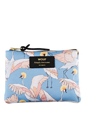 WOUF Pouch IMPERIAL HERON