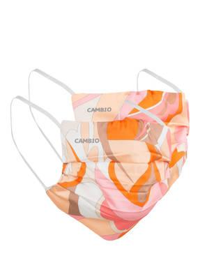 CAMBIO 2er-Set Mund- und Nasenmasken
