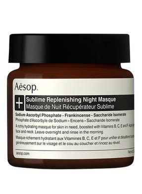Aesop SUBLIME REPLENISHING NIGHT MASQUE