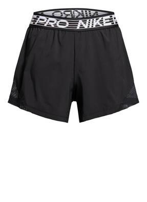 Nike 2-in-1-Shorts PRO FLEX mit Mesh-Einsätzen
