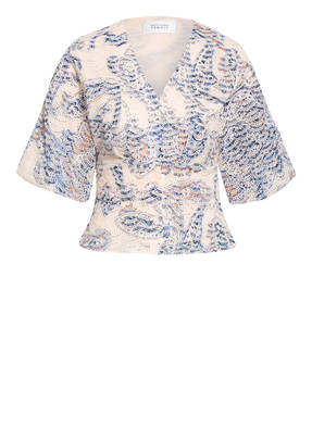 SECOND FEMALE Bluse DELINA aus Lochspitze