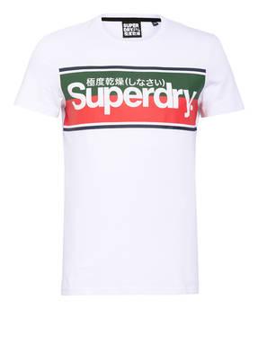 Superdry T-Shirt CORE LOGO STRIPE