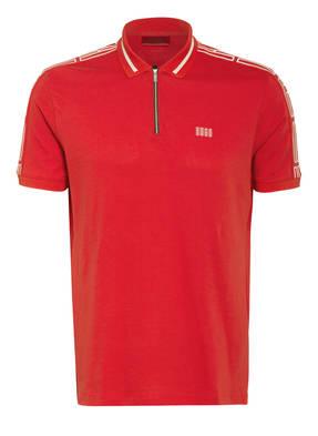 HUGO Piqué-Poloshirt DOLMAR Regular Fit