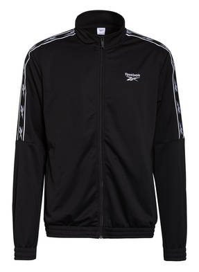 Reebok Trainingsjacke VECTOR mit Galonstreifen