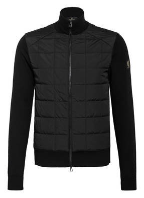 BELSTAFF Strickjacke NEW KELBY im Materialmix