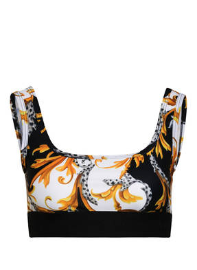 VERSACE Cropped-Top
