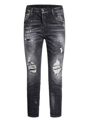 DSQUARED2 Destroyed Jeans COOL GIRL