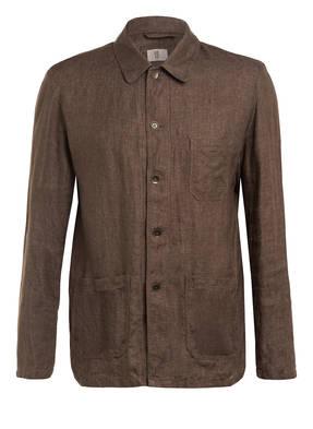 Q1 Manufaktur Overshirt Regular Fit