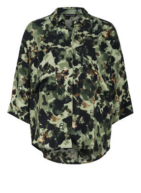 TRUE RELIGION Oversized-Bluse mit 3/4-Arm