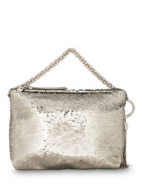 JIMMY CHOO Clutch CALLIE mit Paillettenbesatz
