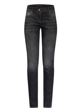 BRUNELLO CUCINELLI Skinny Jeans mit Perlenbesatz