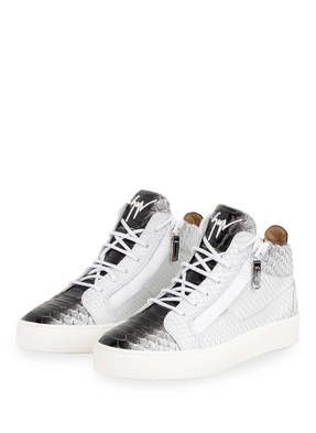 GIUSEPPE ZANOTTI DESIGN Hightop-Sneaker PYTHON