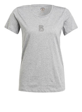 BOGNER T-Shirt LINN mit Schmucksteinbesatz