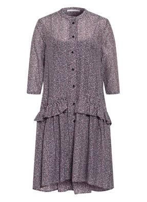 BOSS Kleid CEA mit 3/4-Arm und Seide