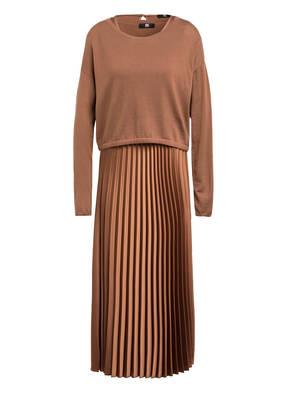 RIANI 2-in-1-Kleid aus Merinowolle