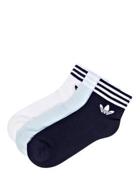 adidas Originals 3er-Pack Socken TREFOIL