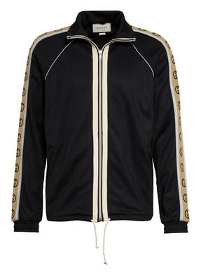 GUCCI Trainingsjacke mit Galonstreifen