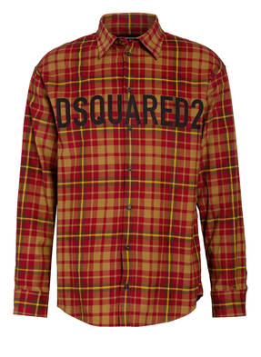 DSQUARED2 Hemd Comfort Fit